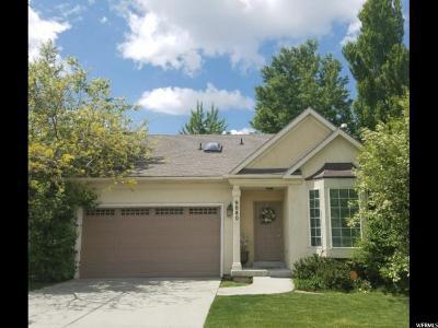 Sandy Single Family Home For Sale: 9080 S Enchanted Oak Ln E