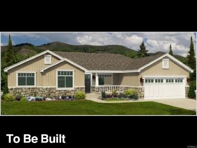 Grantsville Single Family Home For Sale: 744 E Morning Dew Cir S #839
