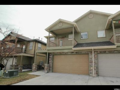 Pleasant Grove Townhouse For Sale: 1499 W 190 N