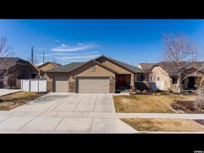 Herriman Single Family Home For Sale: 12262 S Flintlock Way