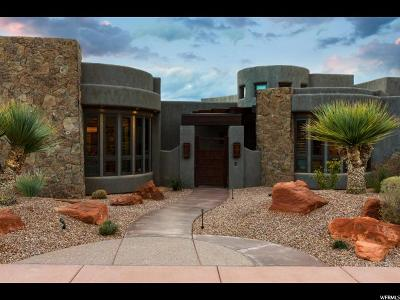 St. George Single Family Home For Sale: 3052 N Snow Canyon Pkwy #232