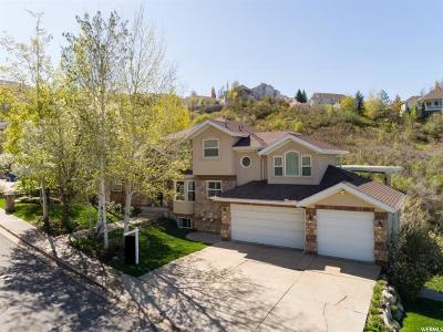 Bountiful Single Family Home For Sale: 1464 E Barton Creek Ln