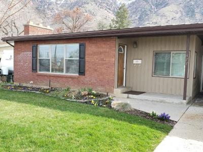 Brigham City Single Family Home For Sale: 472 N 600 E