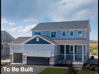 Herriman Single Family Home For Sale: 13043 S Bilston Ln W #42