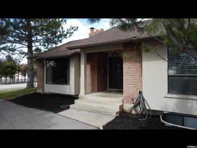 Logan Single Family Home For Sale: 1609 E 1220 N