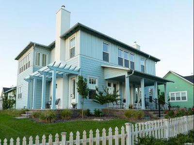 South Jordan Single Family Home For Sale: 4686 W Crosswater Rd S