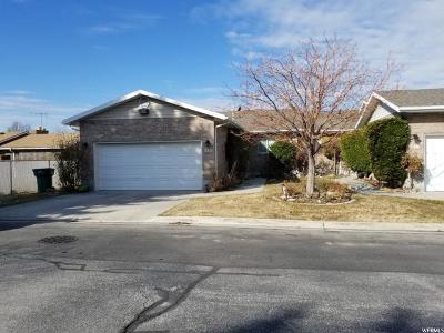 Orem Single Family Home For Sale: 552 S 20 E