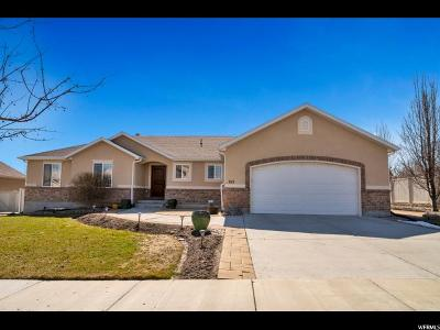 Saratoga Springs Single Family Home For Sale: 913 W Prairie Dog Way