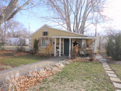 South Ogden Single Family Home Under Contract: 3940 Ogden Ave