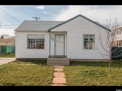 Orem Single Family Home For Sale: 63 W 750 N
