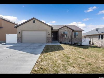 Tooele Single Family Home For Sale: 689 W 770 N