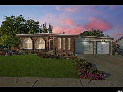 West Valley City Single Family Home For Sale: 6290 W Wending Ln