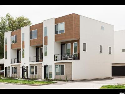 Salt Lake City Townhouse Under Contract: 1710 S West Temple Rd W #16
