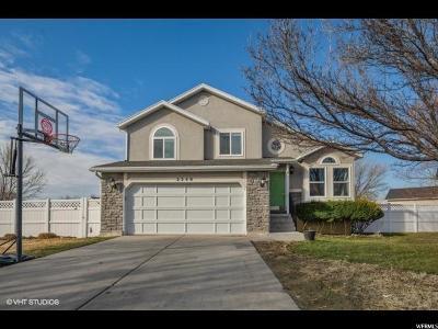Lehi Single Family Home For Sale: 2349 N 1100 E