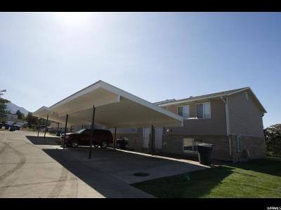 Payson Multi Family Home For Sale: 132 W 400 S