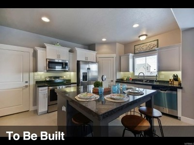 Eagle Mountain Single Family Home For Sale: 8647 N Oakridge Aly #C21