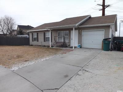 Orem Single Family Home For Sale: 1571 W 650 S