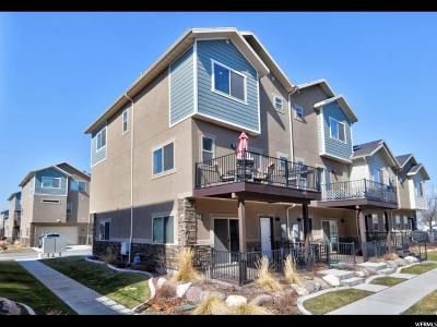 West Valley City Townhouse For Sale: 3873 S 1605 W #215