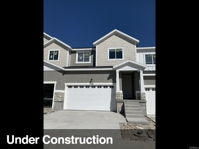 Lehi Townhouse For Sale: 3546 W 2330 N #104