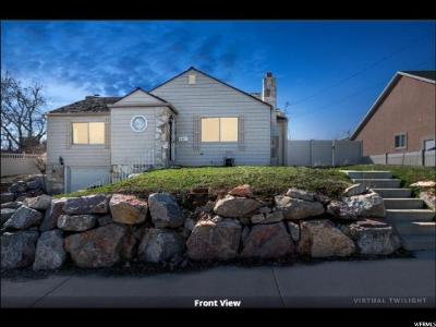 Orem Single Family Home For Sale: 746 S Main St