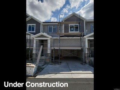 Lehi Townhouse For Sale: 3677 W 2330 N #122