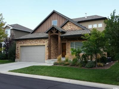 South Jordan Single Family Home For Sale: 10941 S Eureka Dune Dr W