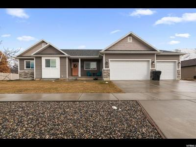 Mapleton Single Family Home For Sale: 1054 N 200 W
