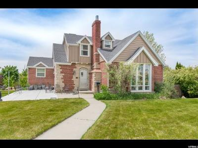 Ogden Single Family Home Under Contract: 1485 E Marilyn Dr S