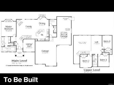 Grantsville Single Family Home For Sale: 688 S Hackamore Rd W #832