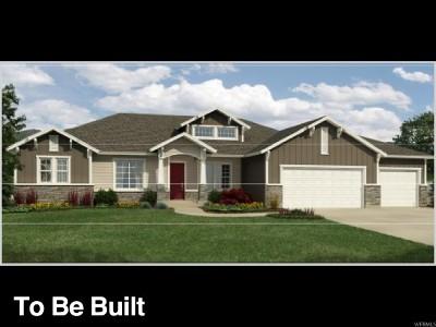 Grantsville Single Family Home For Sale: 668 S Hackamore Rd W #830