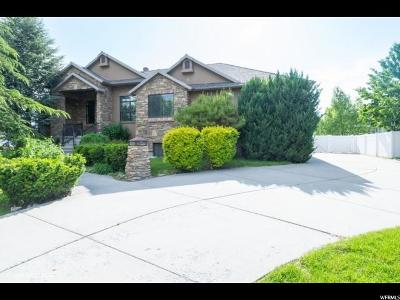 American Fork Single Family Home For Sale: 1111 N 1190 E