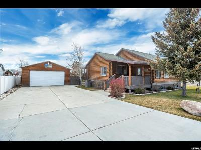Herriman Single Family Home For Sale: 13133 S 5700 W