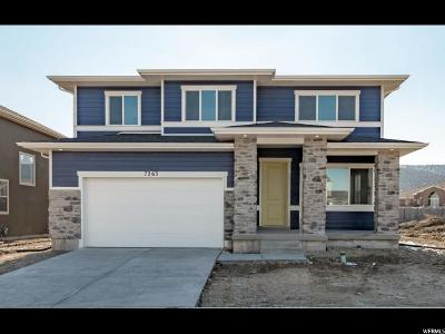 Eagle Mountain Single Family Home For Sale: 7265 N Evans Ranch Dr E