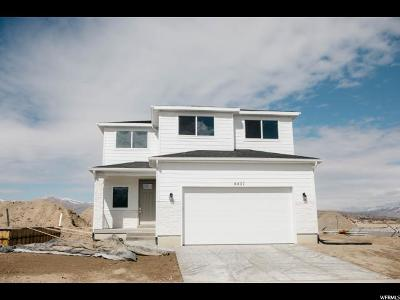 Eagle Mountain Single Family Home For Sale: 4457 E Harvest Crop Dr #1740