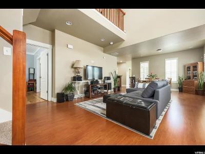 South Jordan Townhouse For Sale: 4353 W Lake Bridge Dr