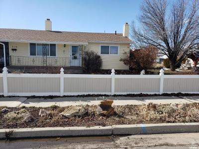 Price UT Single Family Home For Sale: $159,900