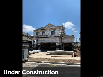 Herriman Single Family Home For Sale: 6677 W Indigo Dr #604
