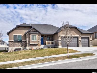 Herriman Single Family Home For Sale: 14139 S Desert Oak Dr