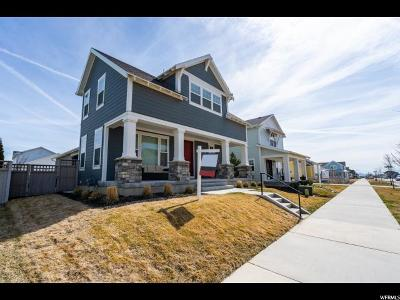 South Jordan Single Family Home For Sale: 10609 S Kestrel Rise Rd