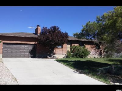 Nephi Single Family Home For Sale: 1280 N 650 E