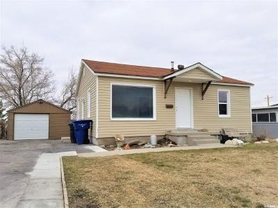 Magna Single Family Home For Sale: 8730 W 3150 S