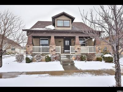 South Jordan Single Family Home For Sale: 11754 S Pale Moon Ln W