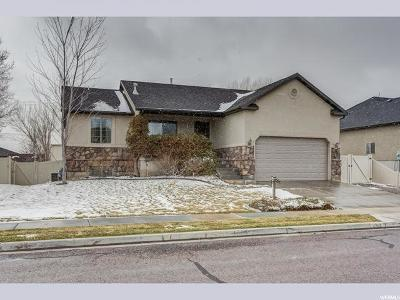 Lehi Single Family Home For Sale: 1069 W 875 S