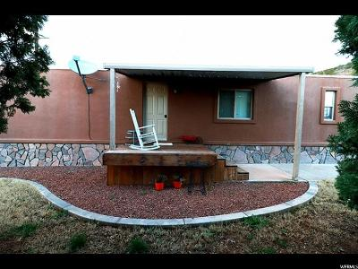St. George Single Family Home For Sale: 1290 N 1050 W