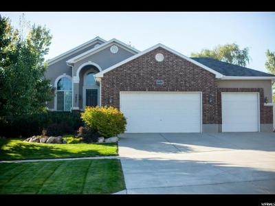 Herriman Single Family Home For Sale: 5837 W Premier Ln