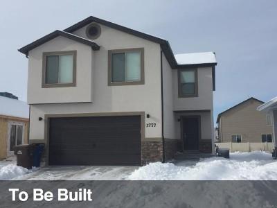 Eagle Mountain Single Family Home For Sale: 1296 E Skip St #128