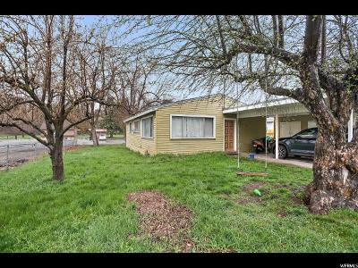 Provo Single Family Home For Sale: 1295 N 950 W