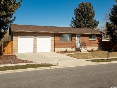 Sandy Single Family Home For Sale: 489 E 10375 S