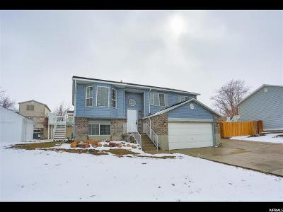 Magna Single Family Home For Sale: 8149 W Jean St S
