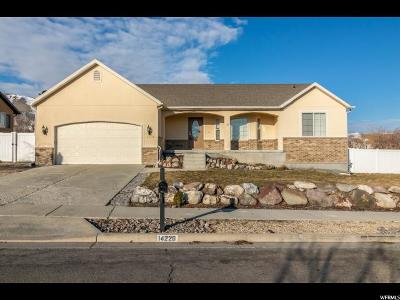 Herriman Single Family Home For Sale: 14226 S Rosaleen Ln W